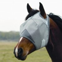 Crusader Standard Fly Mask