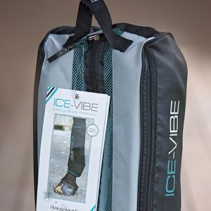 Horseware Ice Vibe Circulation Therapy Boot in packaging