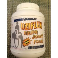 OZIFLEX Equine Joint Food supplement supports joints in horses & ponies