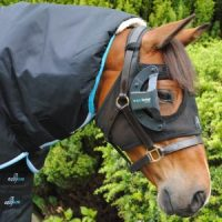 Equilume Curragh replaceable light mask - blue light therapy cup for horses