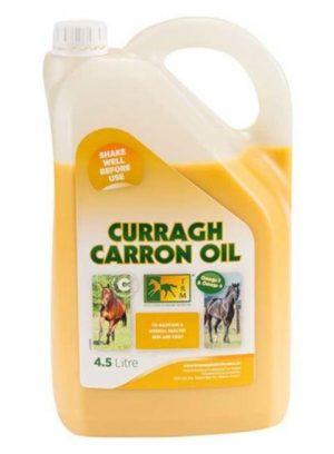 4L bottle of Curragh Carron Oil nutritional supplement