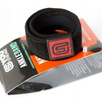A You StreamZ Ankle Band sitting on it's box