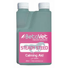 BetaVet Steady Steed natural herbal calming aid for horses