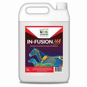 In-Fusion Hyaluronic Acid For Horses
