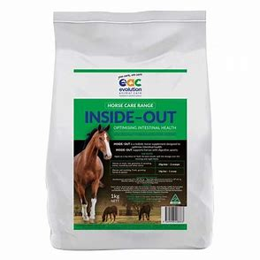 inside out - natural horse supplement